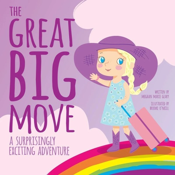 The Great Big Move book cover