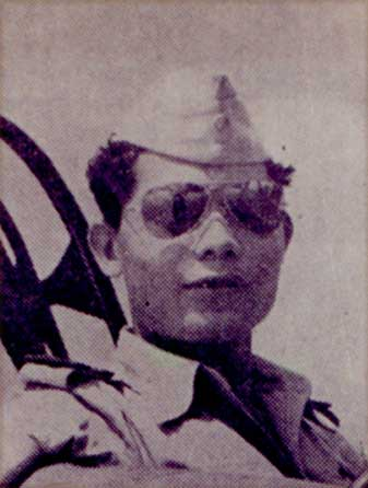 Sersan Maimun Saleh Pilot Pesawat Tempur Asal Aceh