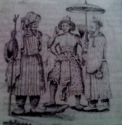 Interaksi orang Arab, Jawa dan China pada akhir era Majapahit
