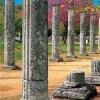 ΣΗΜΕΙΩΜΑΤΑΡΙΟ ANCIENT OLYMPIA - ΜΕΓΑΛΟ ΜΕΓΕΘΟΣ