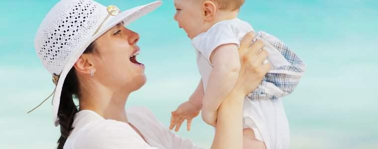 Abstillen | Mutter mit Kind