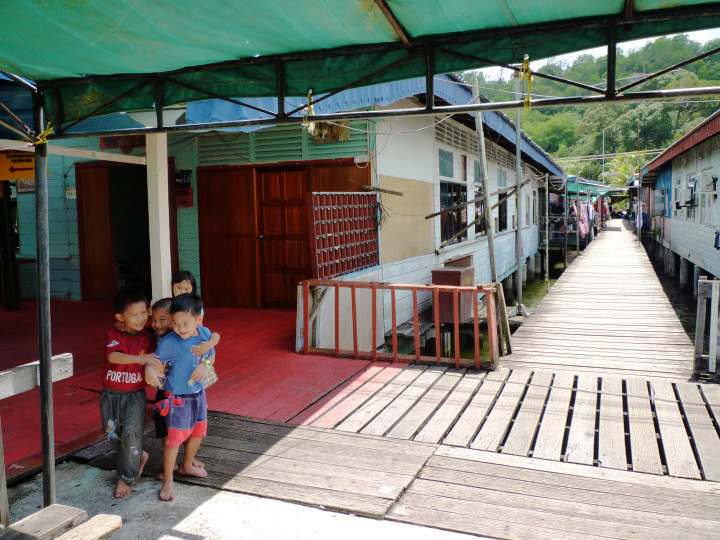 children in brunei