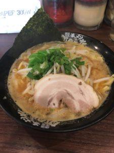 町田商店 33 濃厚味噌ラーメン