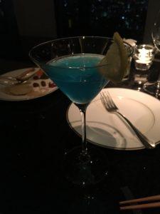 日本酒のカクテル