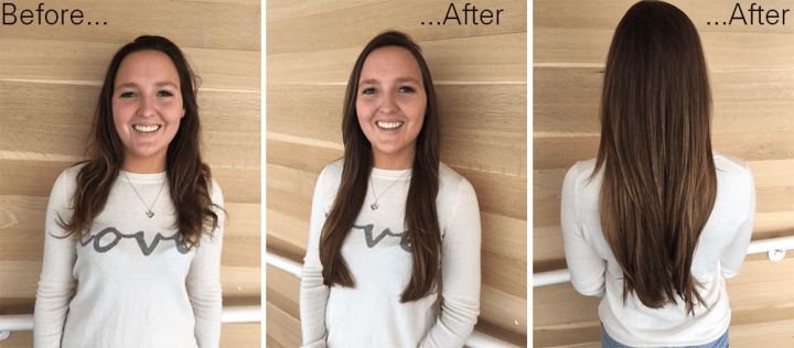 Hotheads Full Copy Hair Extensions