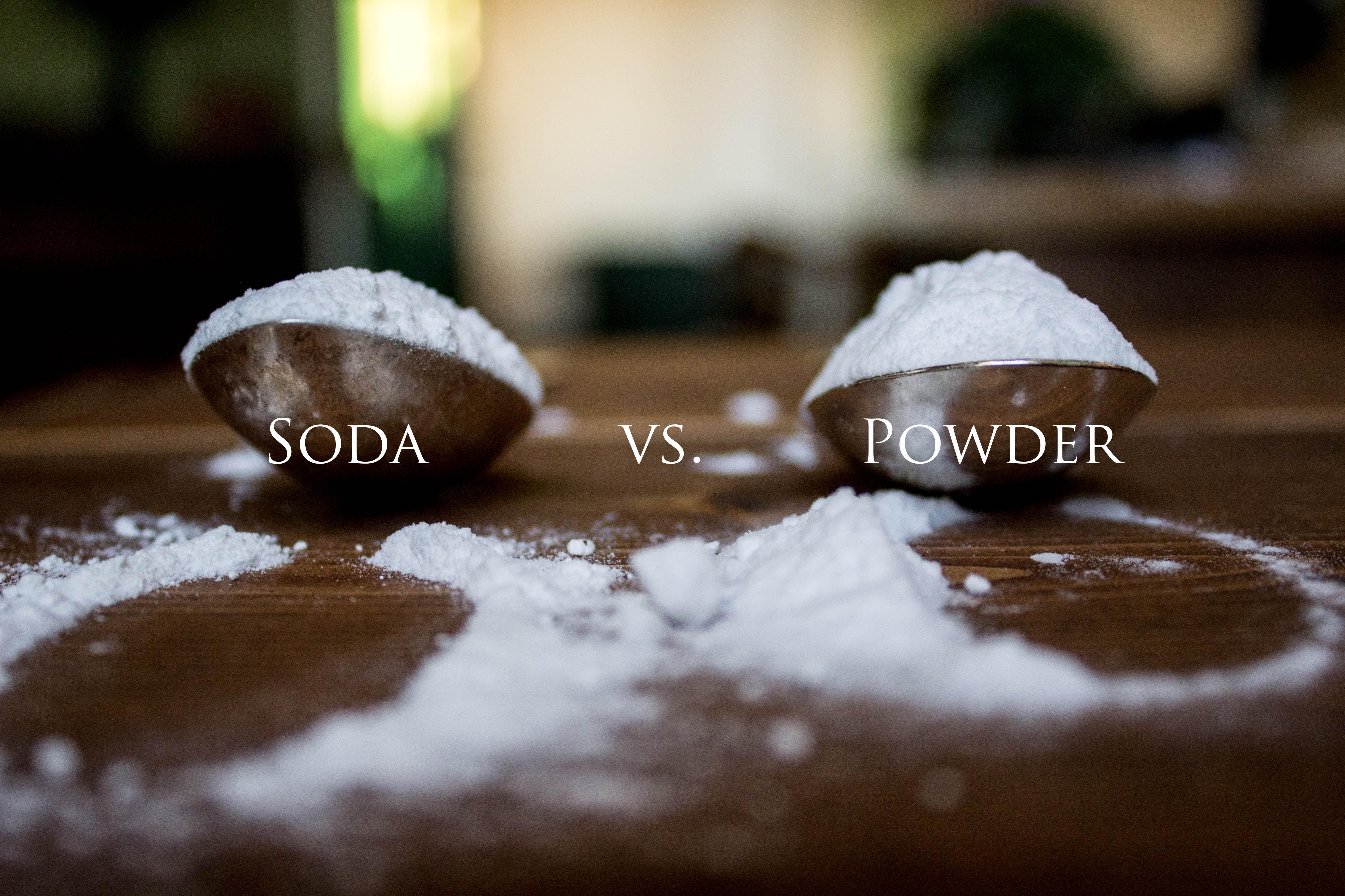 Soda Spreads, Powder Puffs