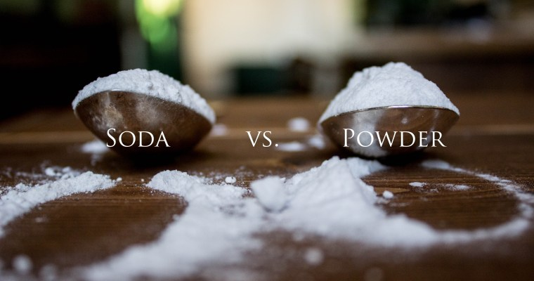 Soda Spreads, Powder Puffs