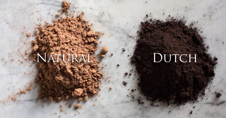 Regular or Dutched?