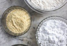Gluten Free Flour Blend, It Doesn't Have to Taste Bad