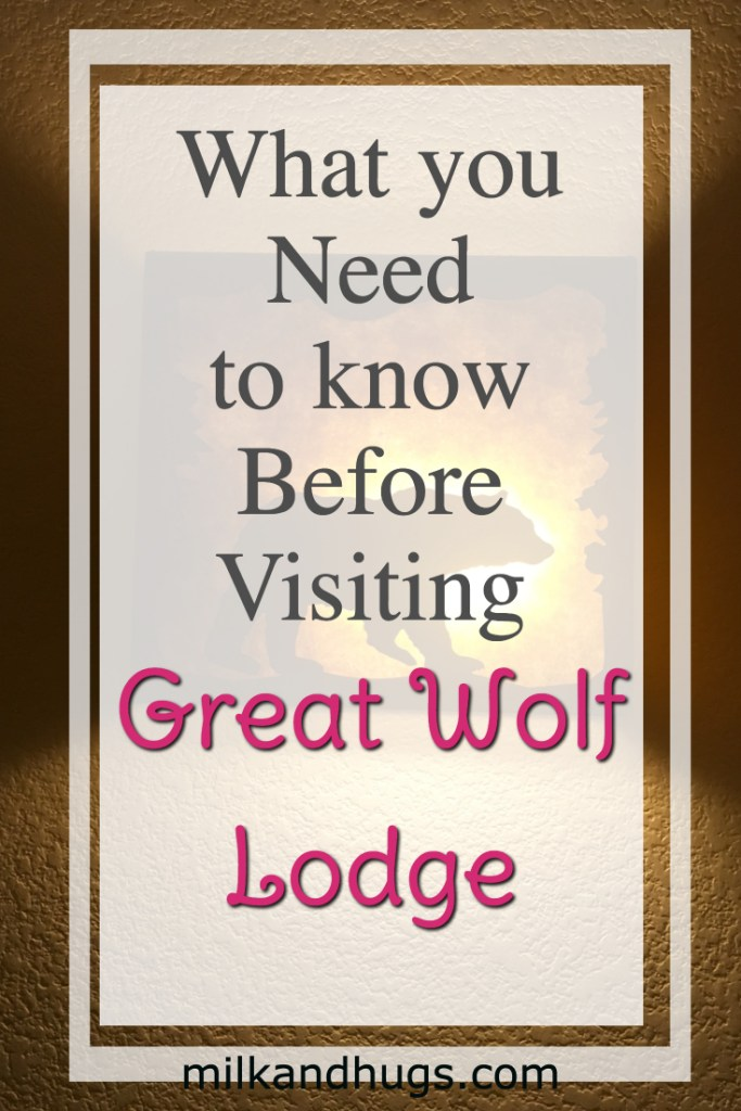 Planning a trip to Great Wolf Lodge? Here's what you need to know before you go!