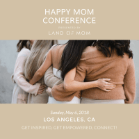 Find yourself at The Happy Mom Conference.. and find a discount here