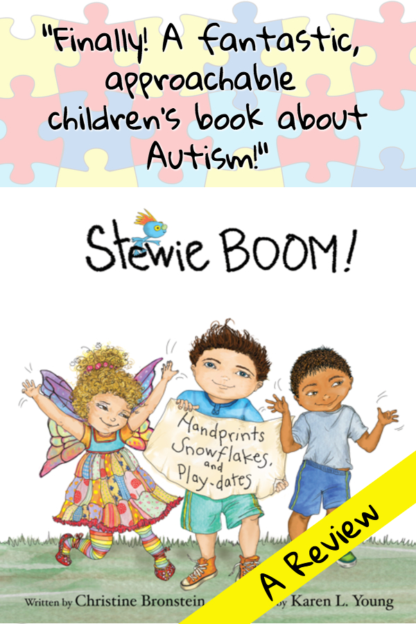 Looking for a well written children's book about autism?