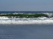 WordPress weekly photo challenge: Sea - the waves at Coronado Beach