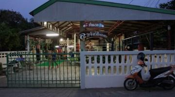 muay thai gym buriram thailand