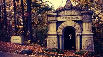 mount pleasant cemetery captain fluke