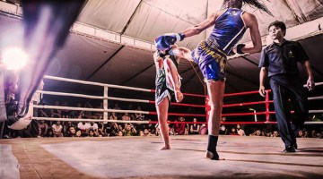 Santai Muay Thai Fight