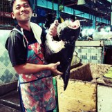 san-juan-philippines-fish-seller