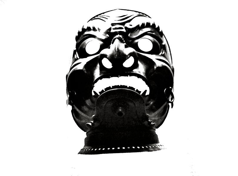 samurai masks