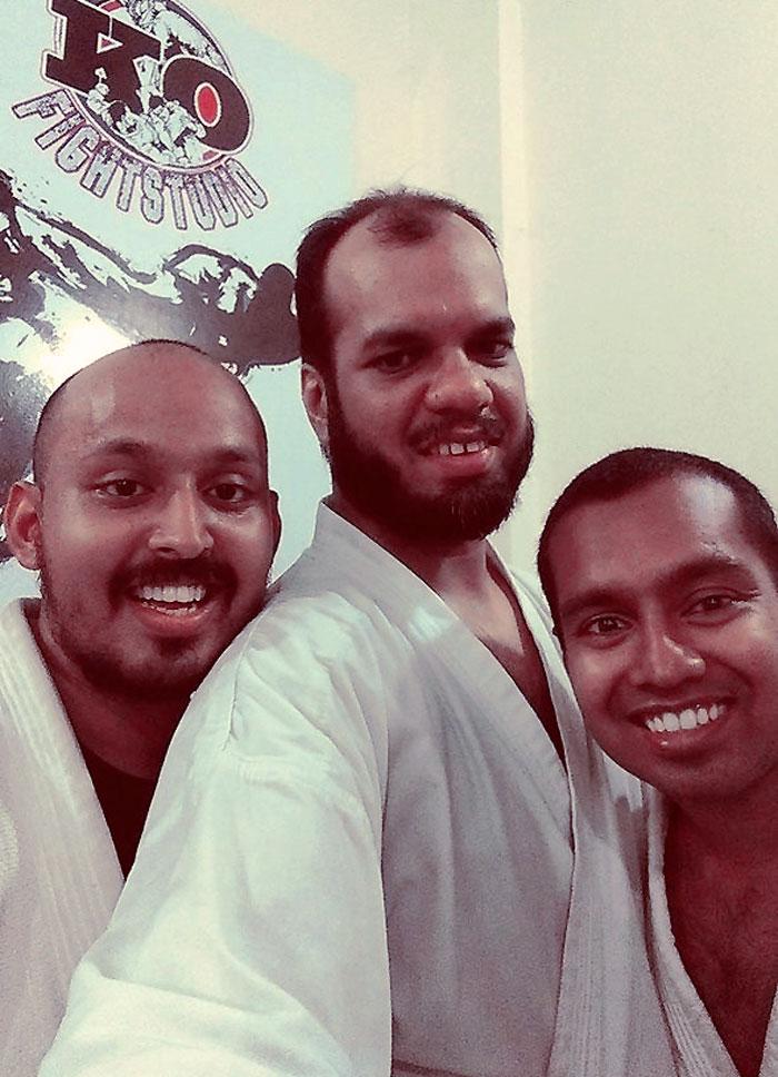 karate mentor