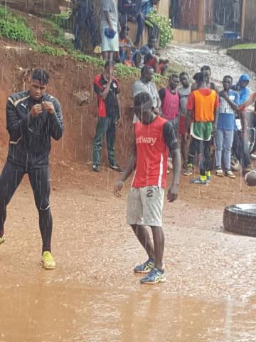 boxing in Uganda