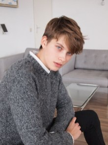 Tomboy Hairstyles Cool 40 best images about tomboy hair on Pinterest