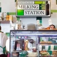 Footscray Milking Station