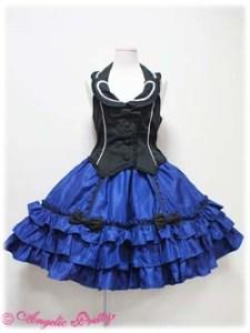 Angelic Pretty Magic Show Girl JSK Black x Navy