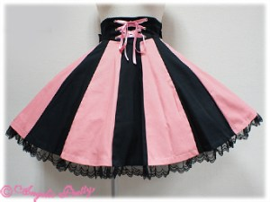 Angelic Pretty Marionette ★ Doll Skirt Pink