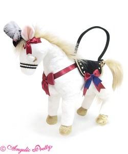 Angelic Pretty Cirque du L'Étoile Pony Bag