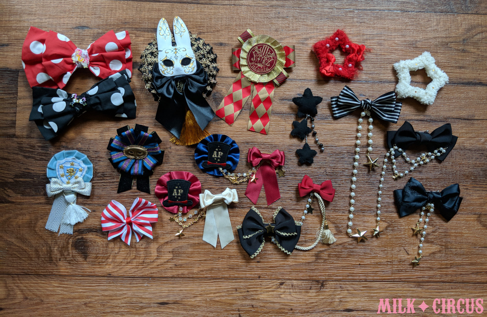 Circus Lolita Wardrobe Post 2018