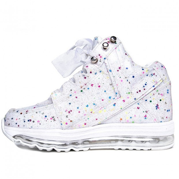 YRU Confetti Aire Light-Up Shoes