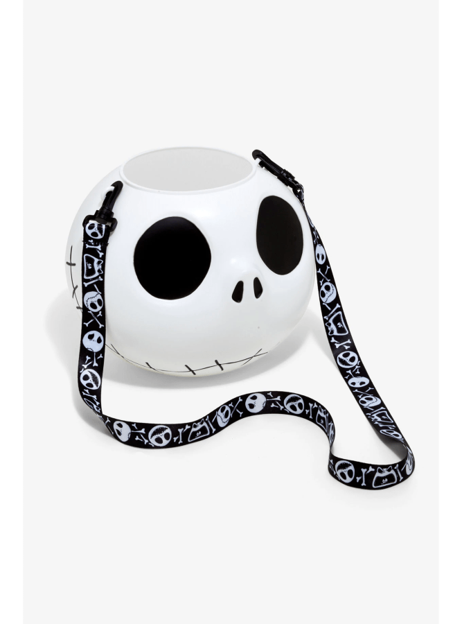 The Nightmare Before Christmas Jack Skellington Head Popcorn Bucket