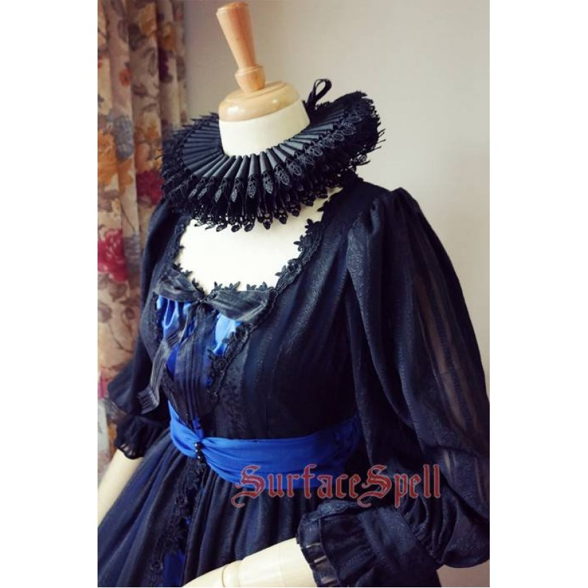 Surface Spell Ruff Collar