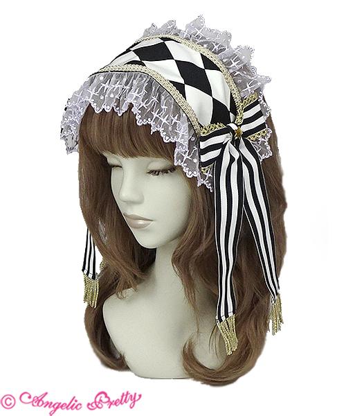Angelic Pretty Dreamy Symphony Headband Lavender