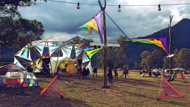 Zulu stage Psyfari 2016