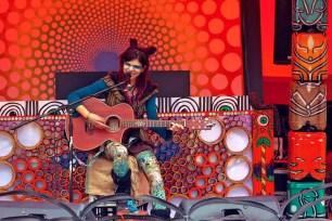 Zulu Stage, Psyfari 2014