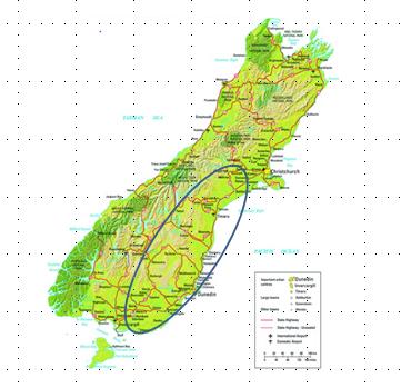 NZ île du Sud 1