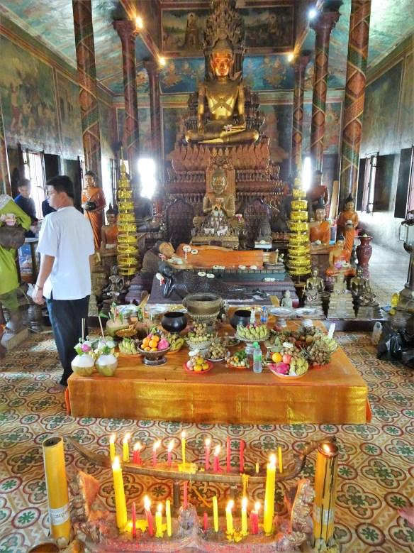 Pagode Wat Phnom