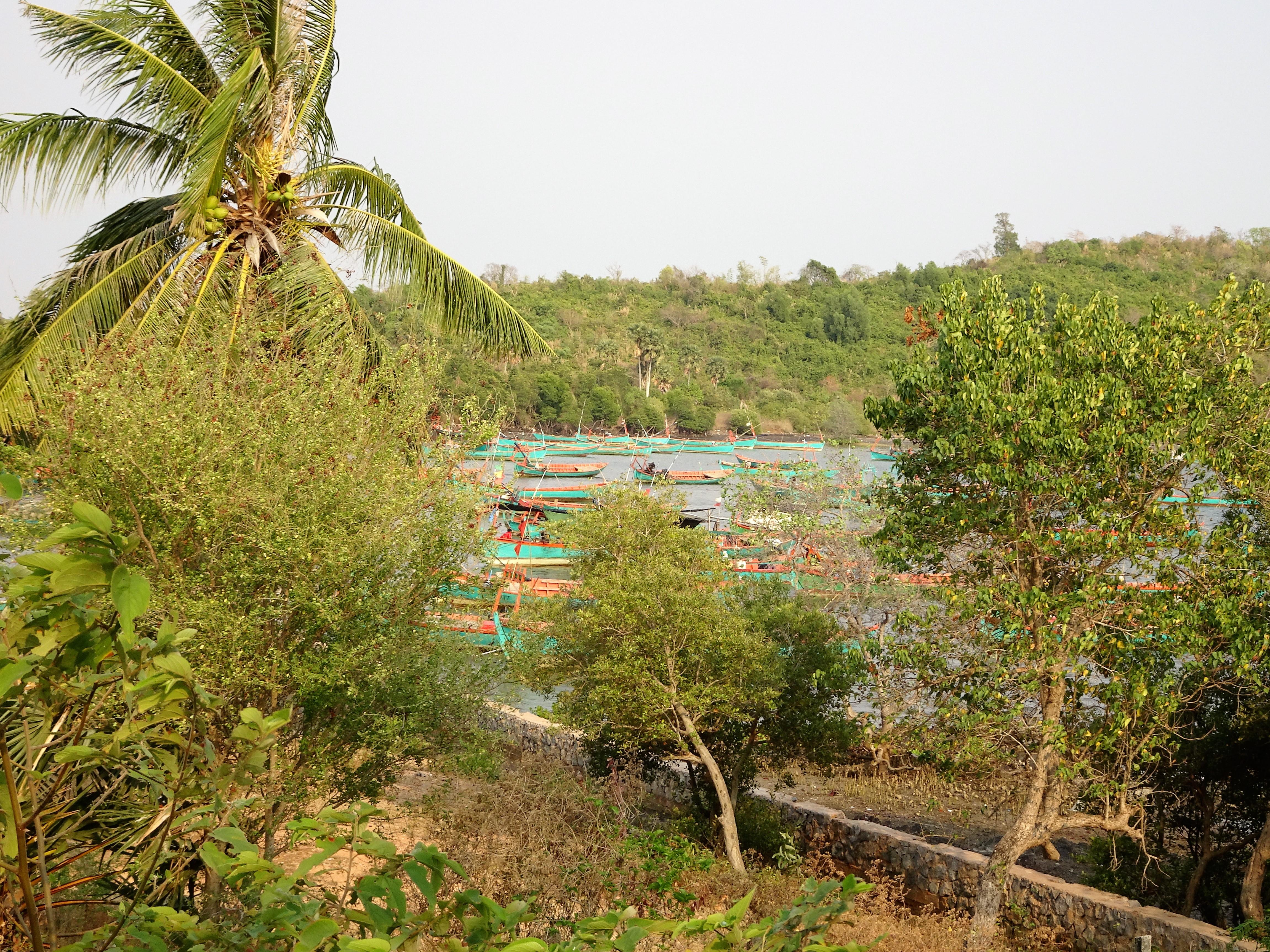 Village de pêcheurs c