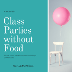 Classroom Parties without Food