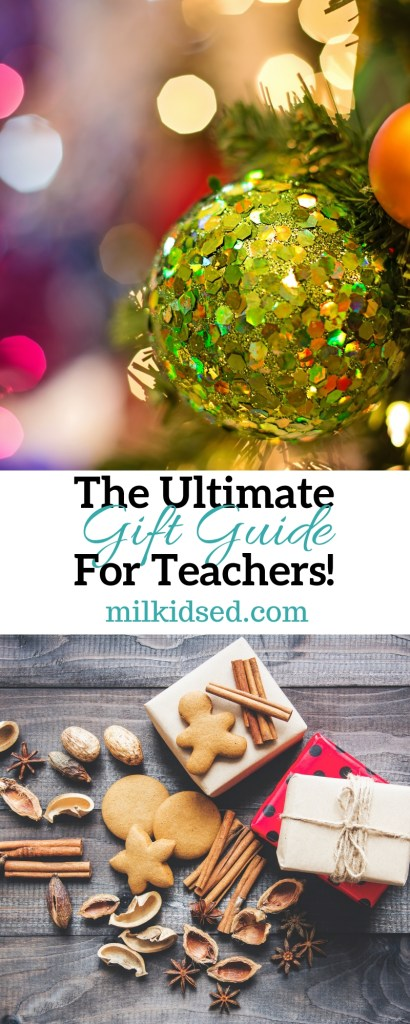 Make the holidays merry & bright with the perfect teacher gifts!