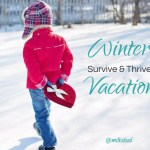 Winter Break is Here…Are You Ready? Use These Last Minute Tips to Help You Survive