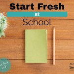 1 Surefire Way to Reset Your School Year