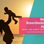 Breastfeeding App Can Help New Moms