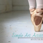 Simple Art Activities for Busy Families