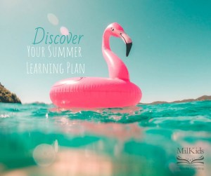 Make summer learning easy with these super simple ideas for kids!