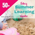 50 Easy Ways to Make Summer Learning Fun