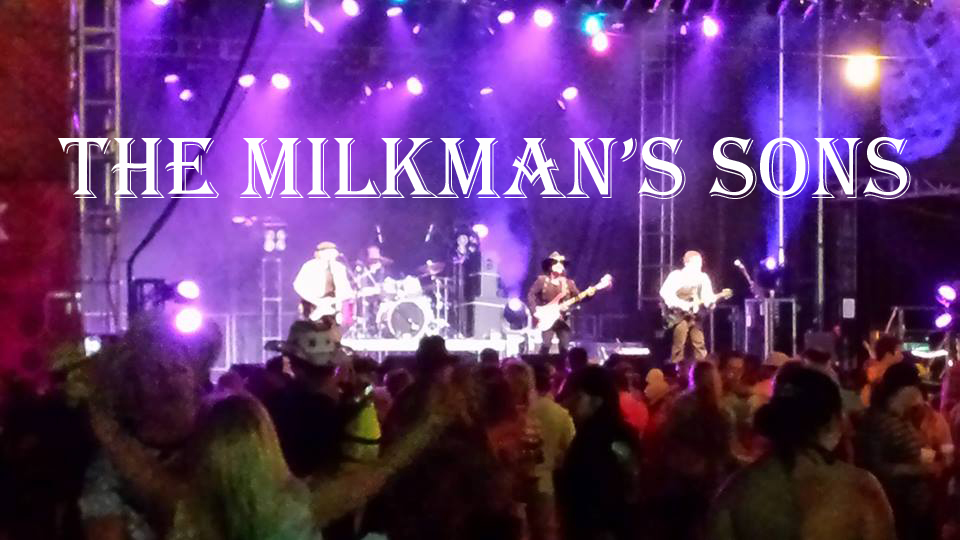 The Milkman's Sons - Saskatchewan's Best Tribute Cover Band. Booking for weddings, Socials, Corporate Events, The Best in Live Entertainment. Rock Band, Country Music, Video Dance Party. Booking Agency, Live Music, Regina, Saskatoon