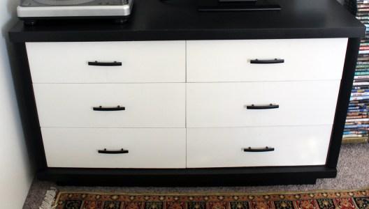 Guest Bedroom Dresser