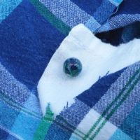 Blue Keepsake Pearl - Milk Vine Jewelry